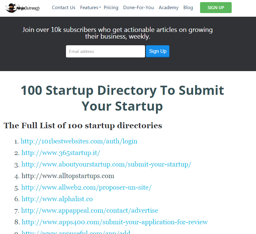 Startup_Directory