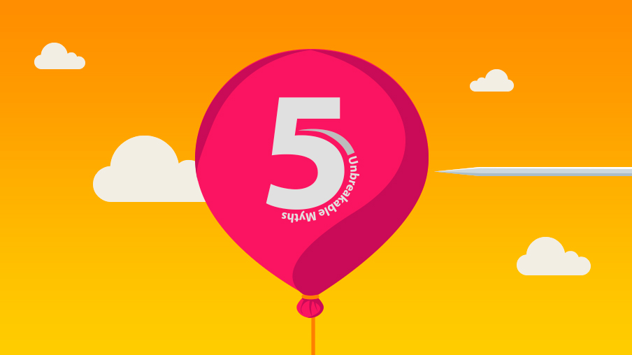 Five Persistent Myths of Digital Marketing You Need to Know. Part4