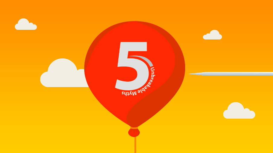 Five Persistent Myths of Digital Marketing You Need to Know. Part 5