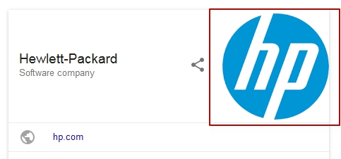 logo featured snippet