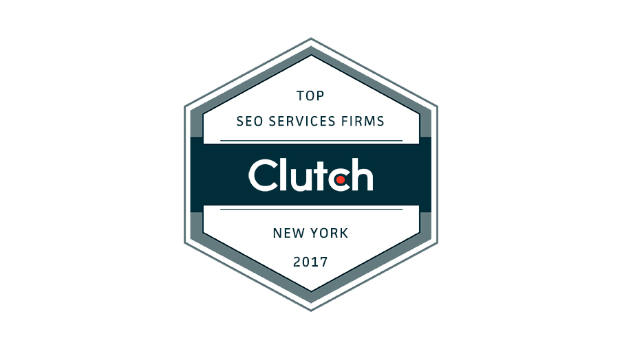 Clever Solution Named a Top Digital Marketing Agency in NYC by Clutch in 2017
