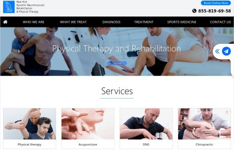 NYDNRehab: Chiropractic & Physical Therapy in NYC, Midtown