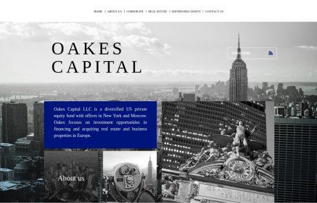 OAKES CAPITAL