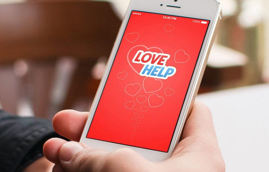 The Love Help App