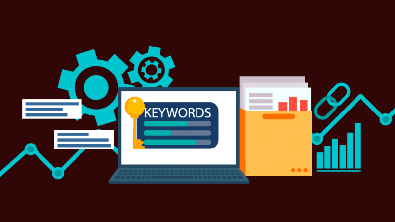 how Google and Bing test keywords
