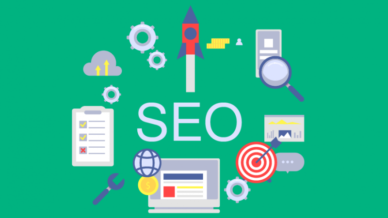 SEO-optimized website