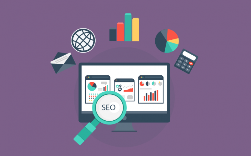 influence of landing pages on search rankings