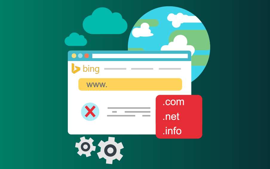 why Bing is penalizing sites