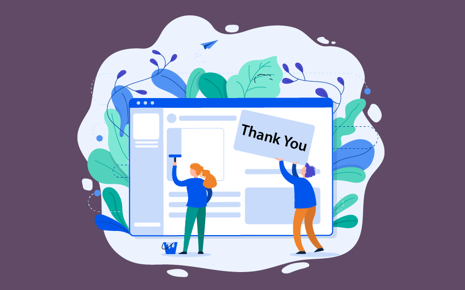 How To Create a Thank You Page That Boosts Conversions