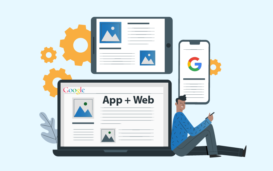 """App + Web"" – Google's New Tool Unifies App and Website Metrics in Google Analytics"