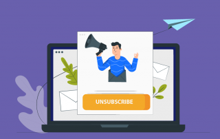 do not hide the Unsubscribe button