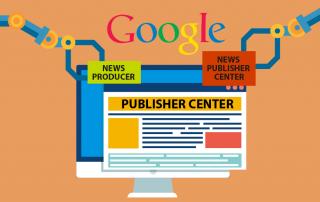 Publisher Center content management tool