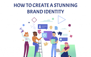 How to Create a Stunning Brand Identity