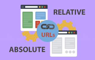 Absolute and Relative URLs
