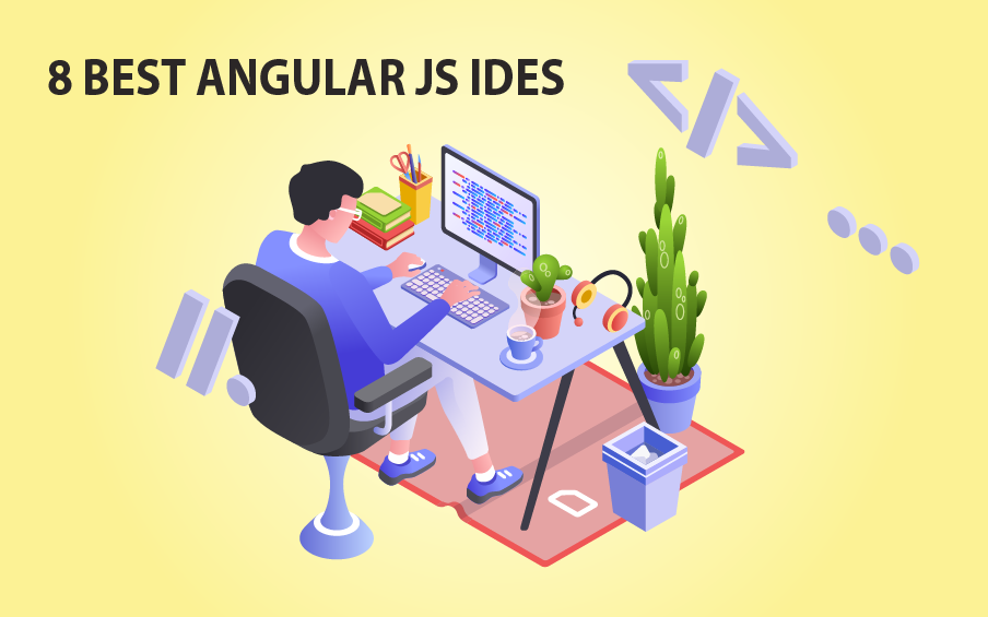 8 Best Angular JS IDEs
