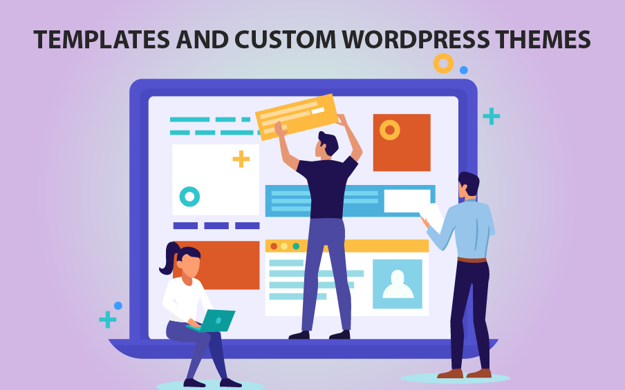 Choosing Between Ready-Made Templates and Custom WordPress Themes