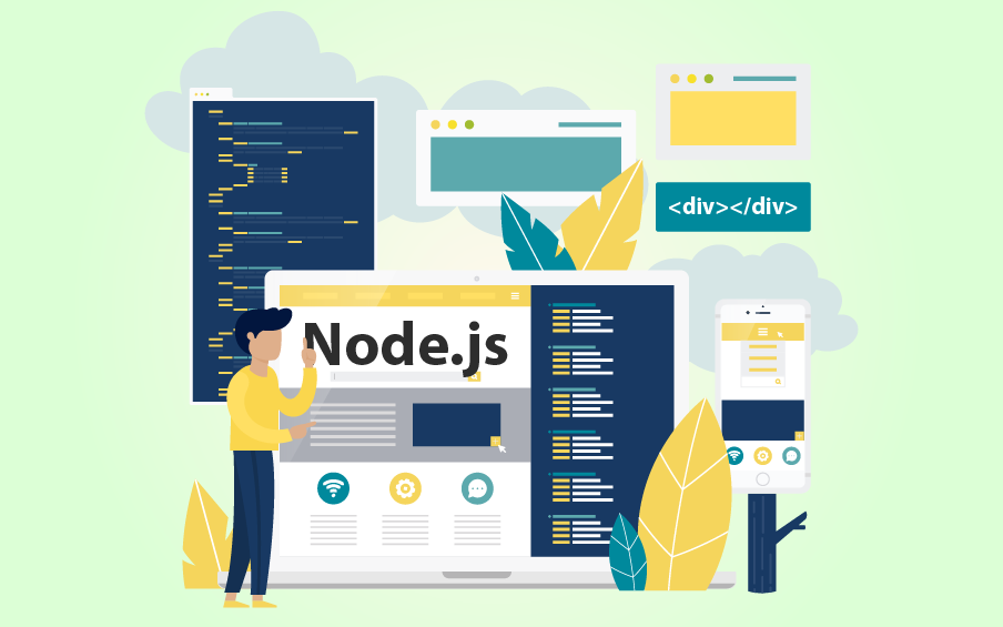 When and Why to Use Node.js for Backend Development