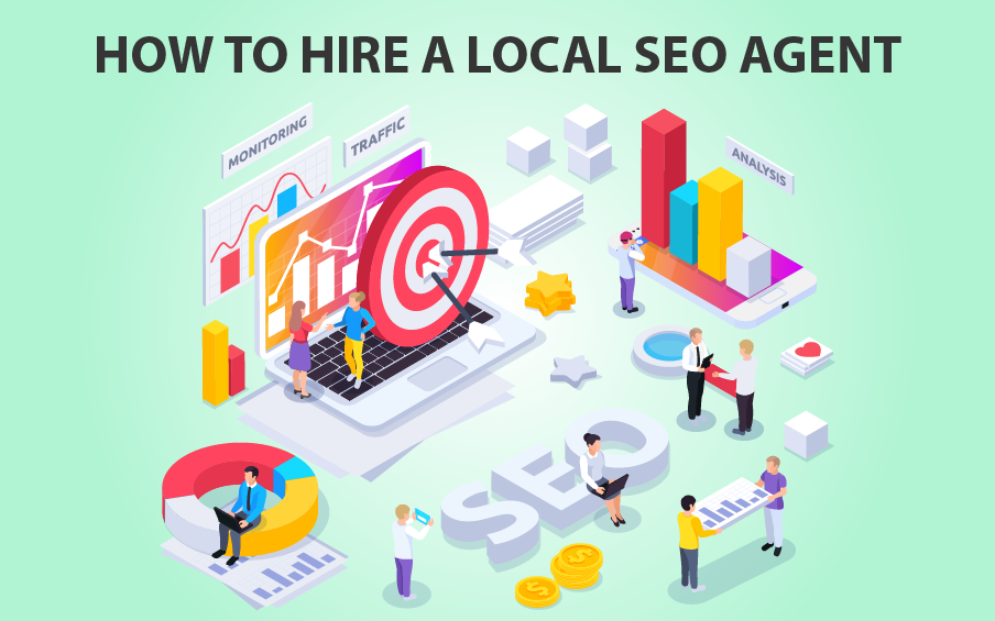 Hire a Local SEO Agent