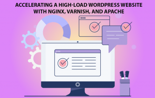 High-Load WordPress Website
