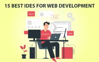 ide for web development