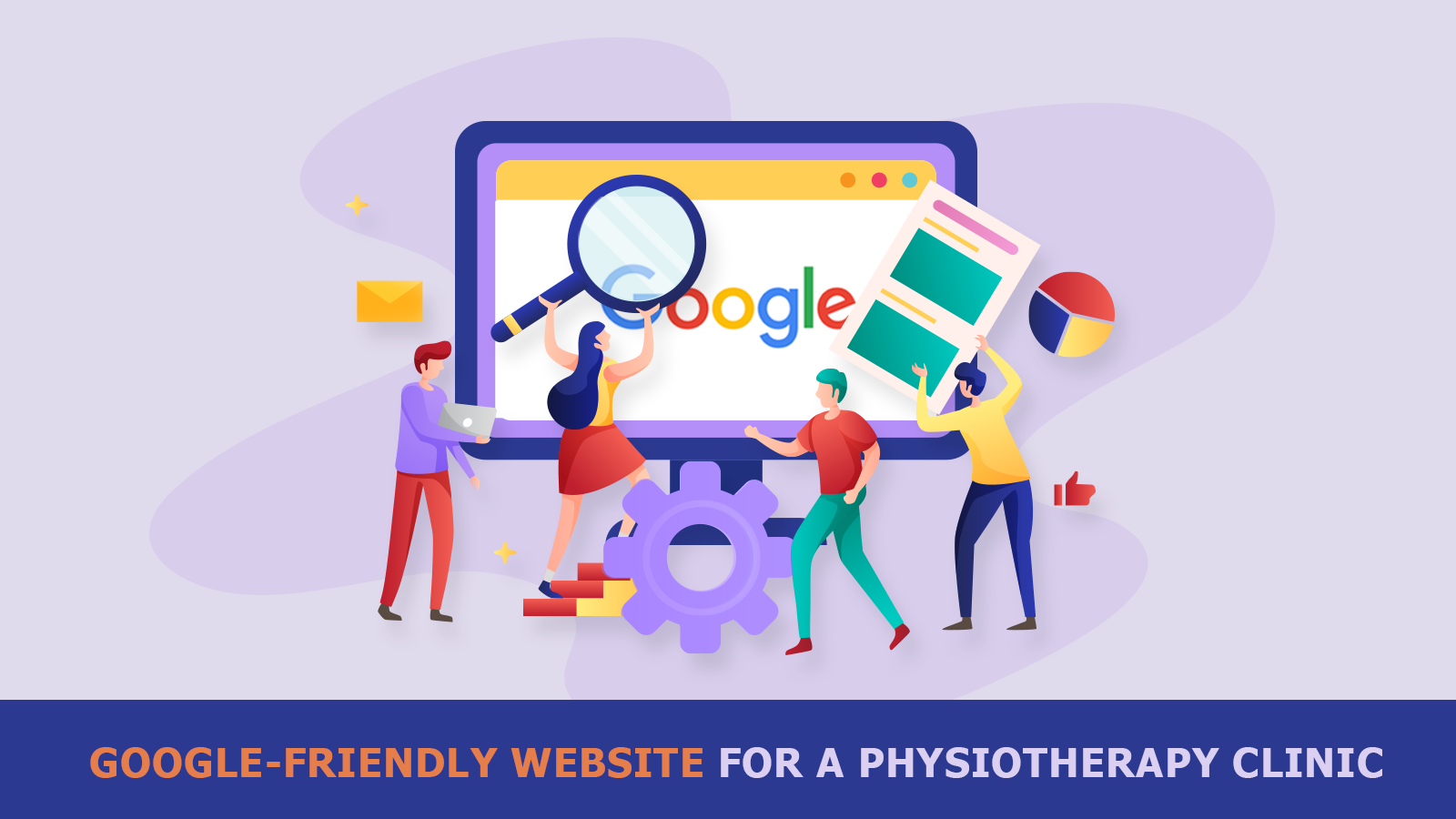 Google-Friendly Website