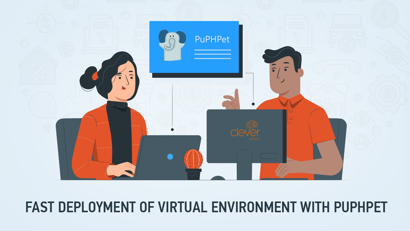Fast Deployment of Virtual Environment