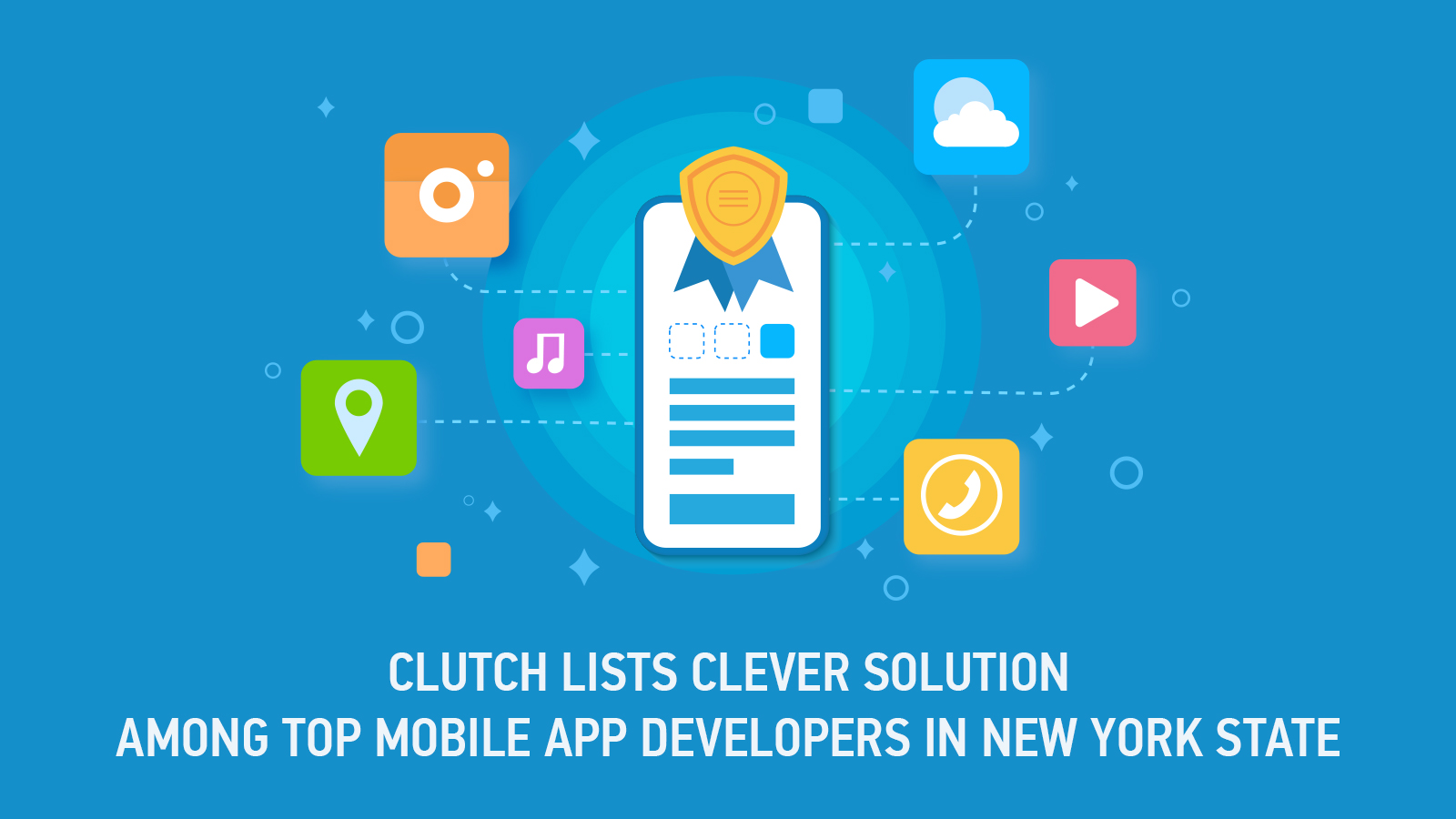 Clever Solution among Top Mobile App Developers