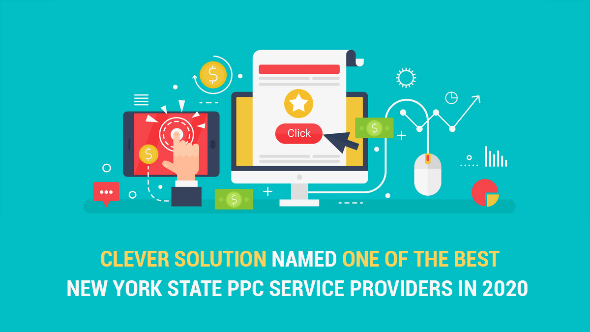Clever Solution Named One of the Best New York State PPC Service Providers in 2020