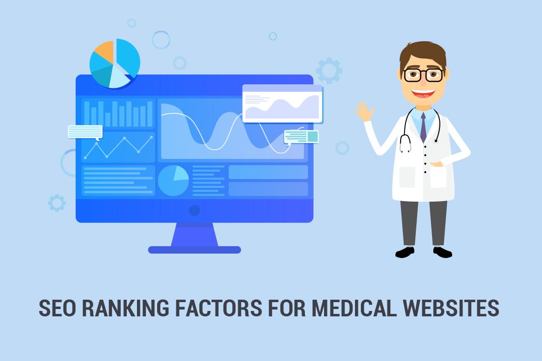 SEO Ranking Factors for Medical Websites