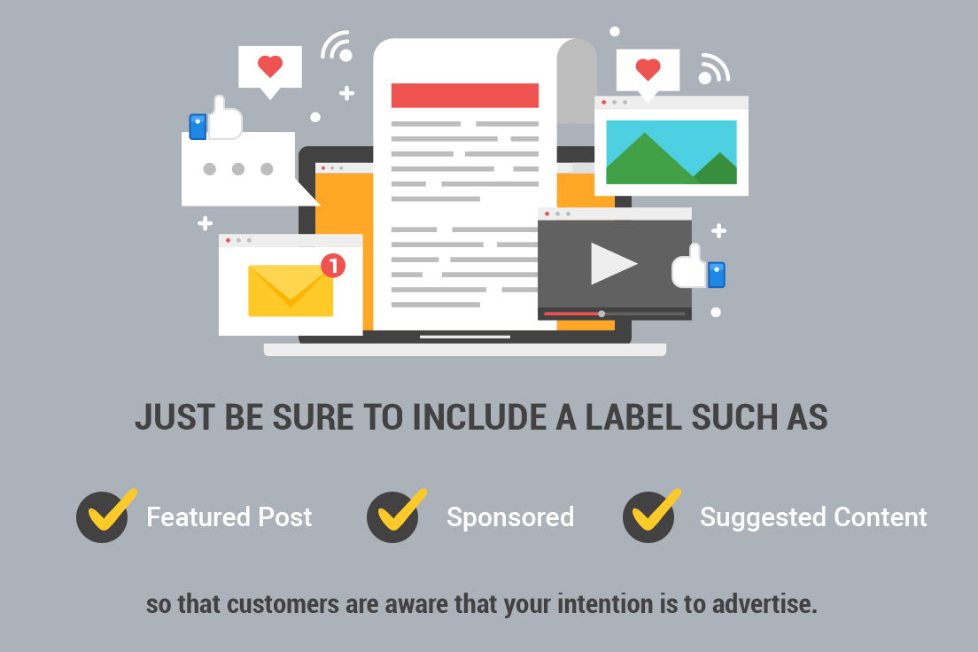Keep your Branded Content Relatable with Native Advertising